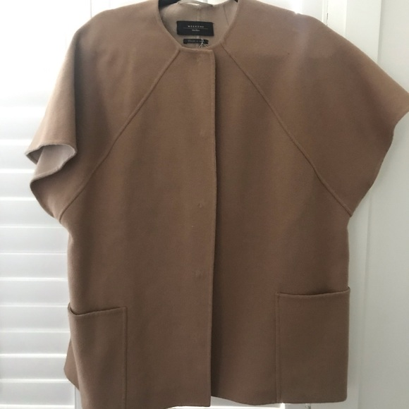 Weekend max Mara cape jacket